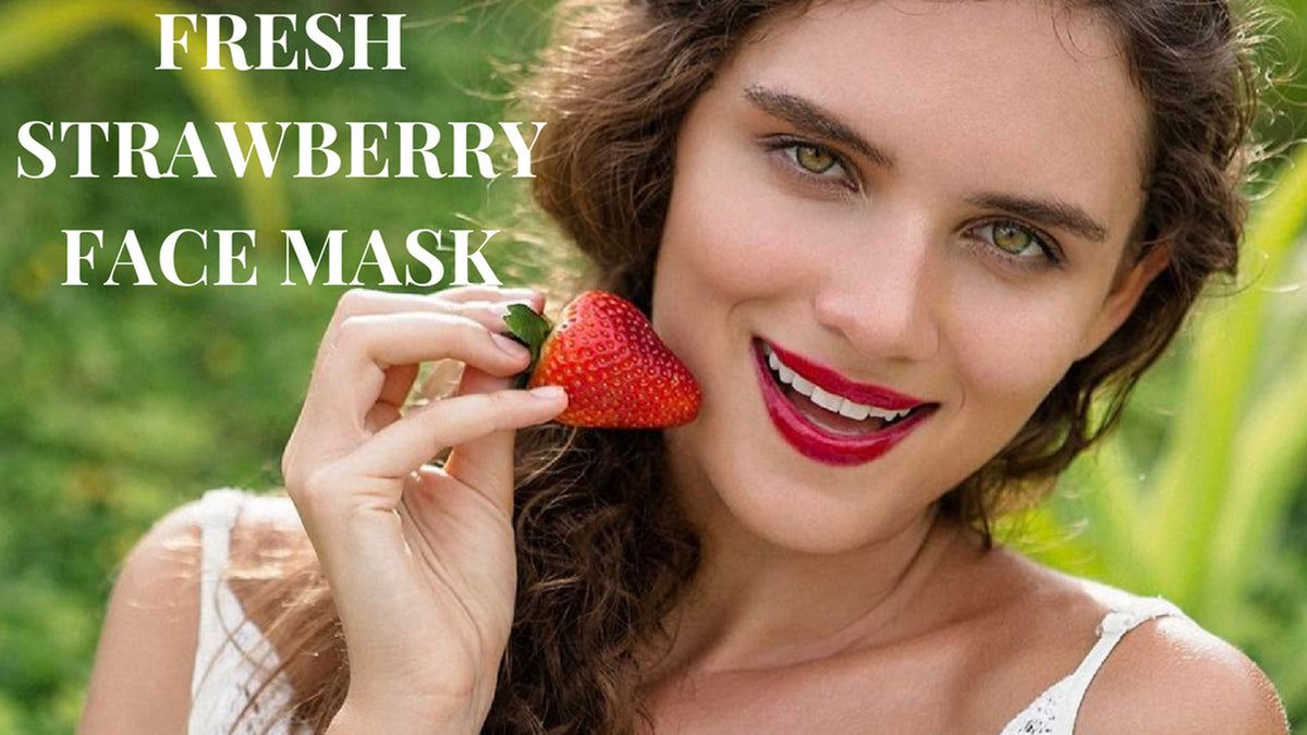 Top 5 Benefits Of Strawberry For Your Skin Smoothie Beauty