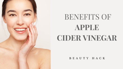 Apple Cider Vinegar Beauty Hack
