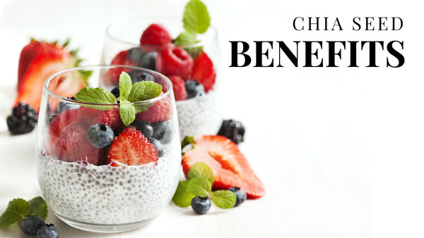 Chia Benefits for Your Skin from the Inside Out