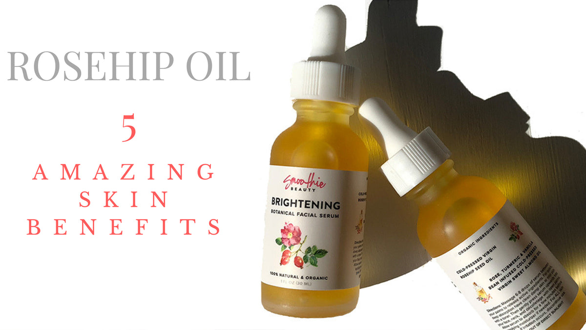 Rosehip Oil's Incredible Results For The Skin