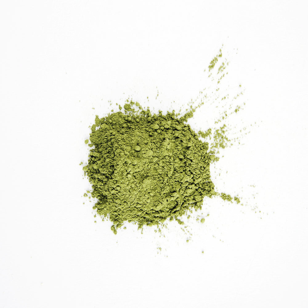 Matcha Green Tea Powder Face Mask