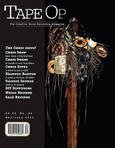 Tape Op Magazine - Issue No. 83 (May/Jun 2011)