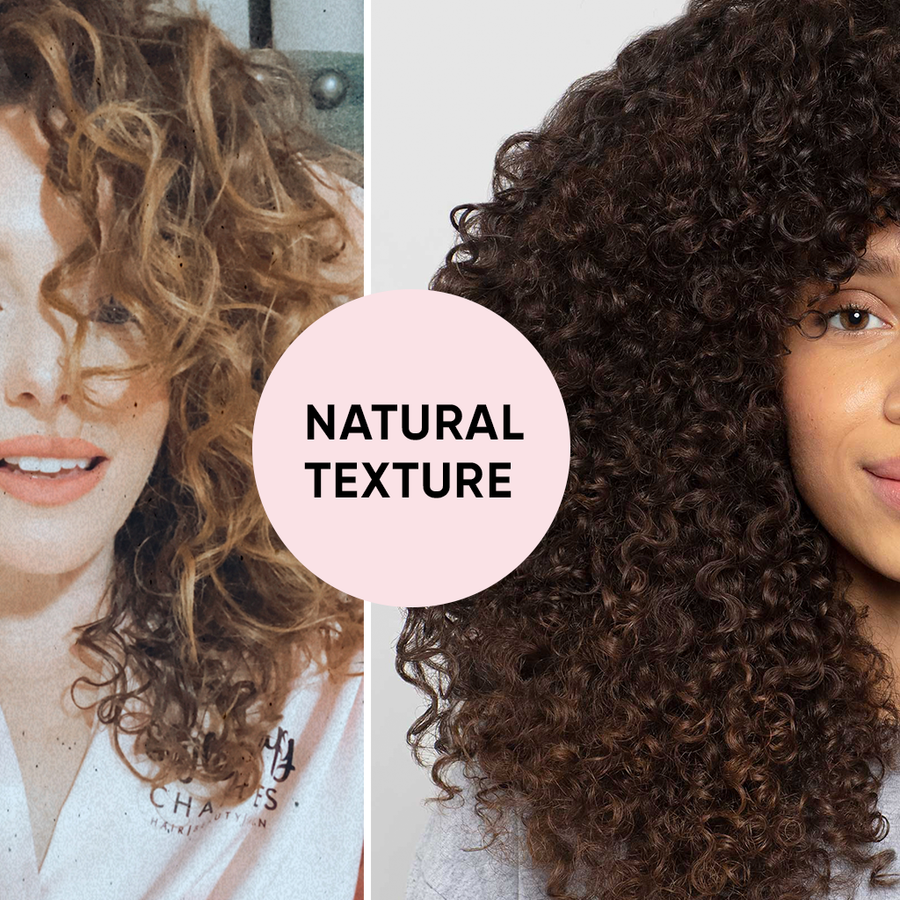 Natural Wavy Hair Curly Hair How To Blow Dry For More Curls Chatters Hair Salon