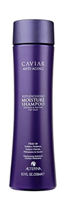 Moisture Shampoo for growing out grey hair