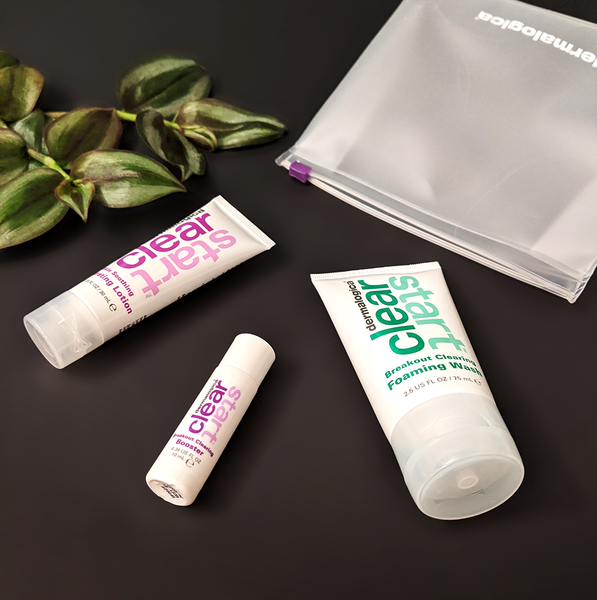 Clear Start, Face Care for travel