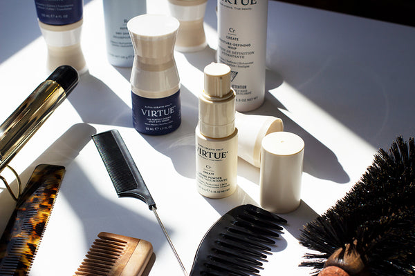 Styling for Damaged Hair