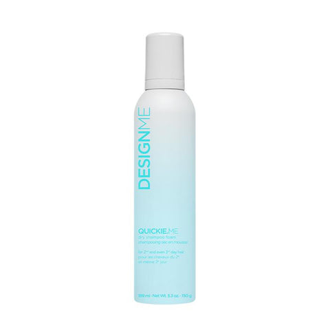Dry shampoo for curly or straight hair