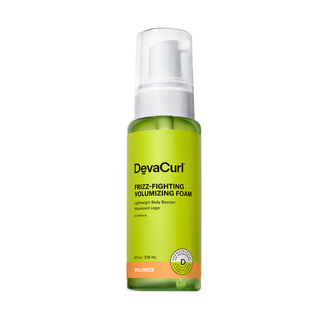 volume mousse for wavy hair