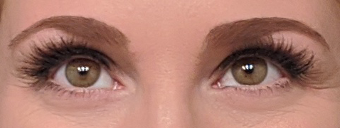 Makeover, False Lashes
