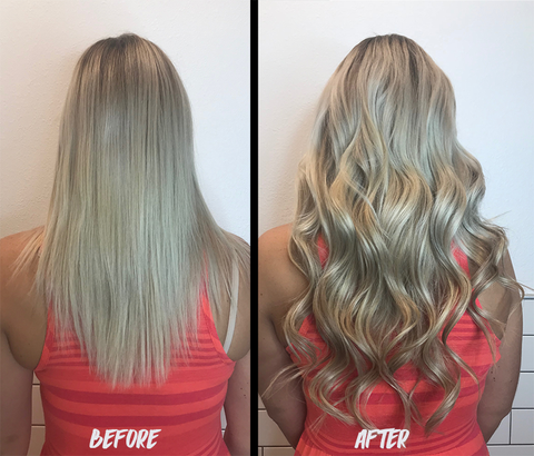 Makeover, Hair Extensions