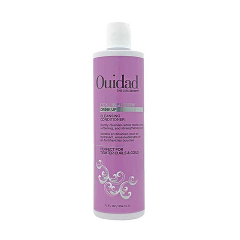 curly hair cleansing conditioner