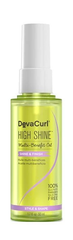 Shine oil for curls