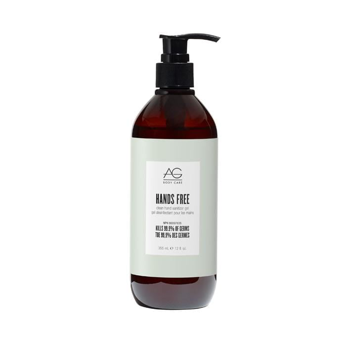 AG HAIR Hands Free Clean Hand Sanitizing Gel