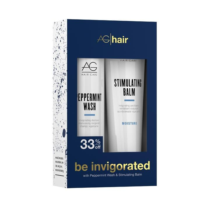 AG HAIR Be Invigorated Duo