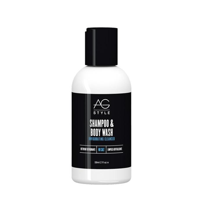 CLEARANCE AG HAIR Daily Shampoo & Body Wash