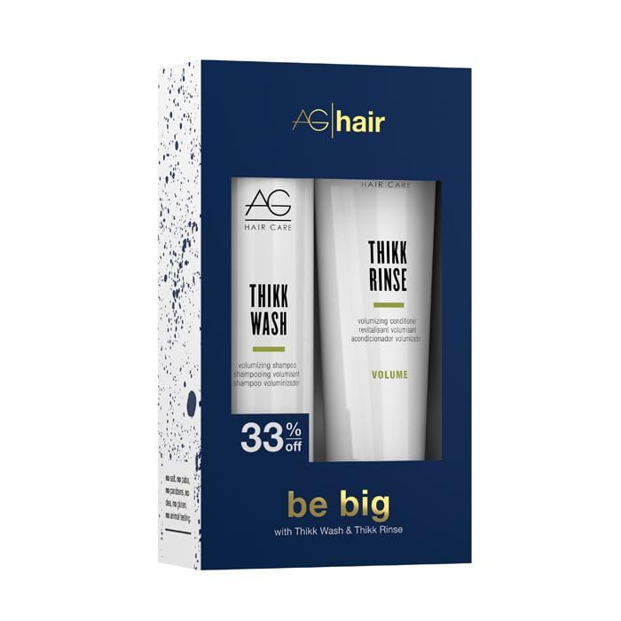 AG HAIR Be Big Volume Holiday Duo
