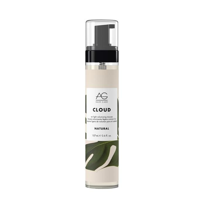 AG HAIR Natural Cloud Air Light Volumizing Mousse