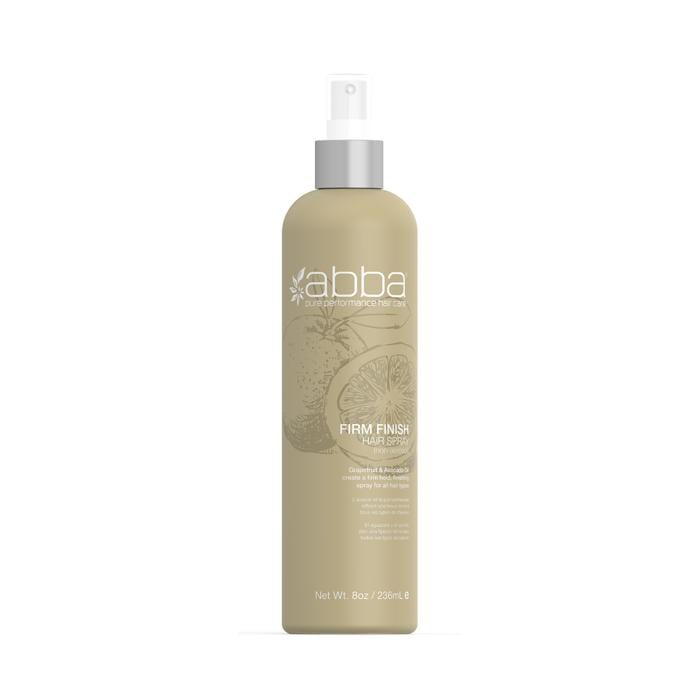 ABBA Firm Finish Hair Spray Non Aerosol