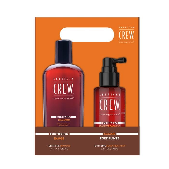 AMERICAN CREW Fortifying Haircare Duo