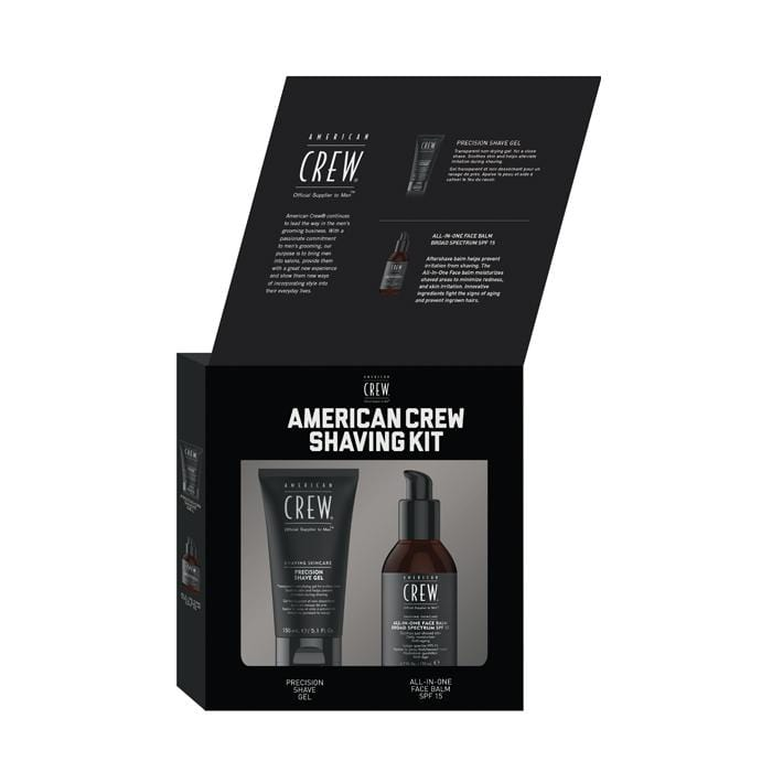 AMERICAN CREW Father's Day Shaving Kit