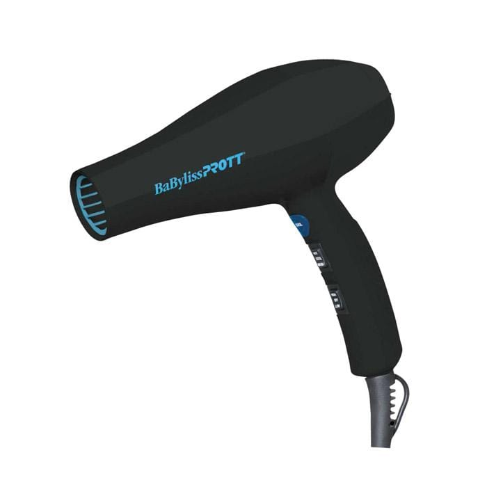 BABYLISS PRO Midnight Blues Tourmaline & Ceramic Hairdryer