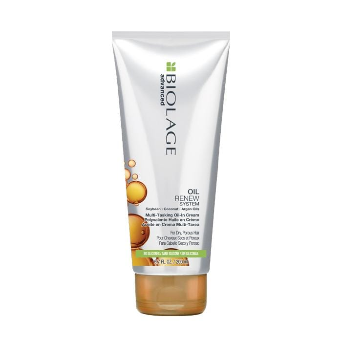 MATRIX BIOLAGE OilRenew Multi Tasking Oil-In Cream