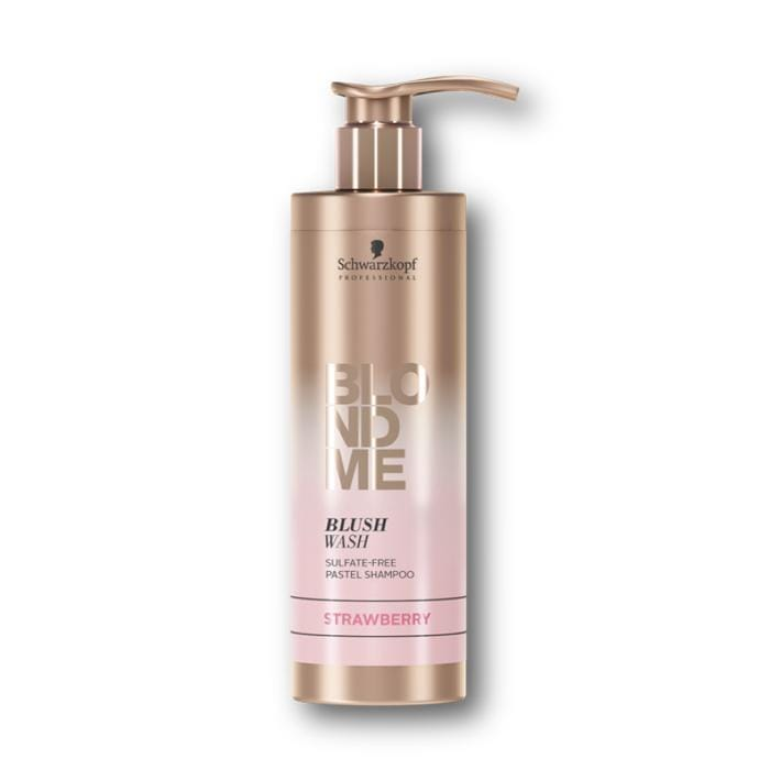 BLONDME Blush Wash Strawberry