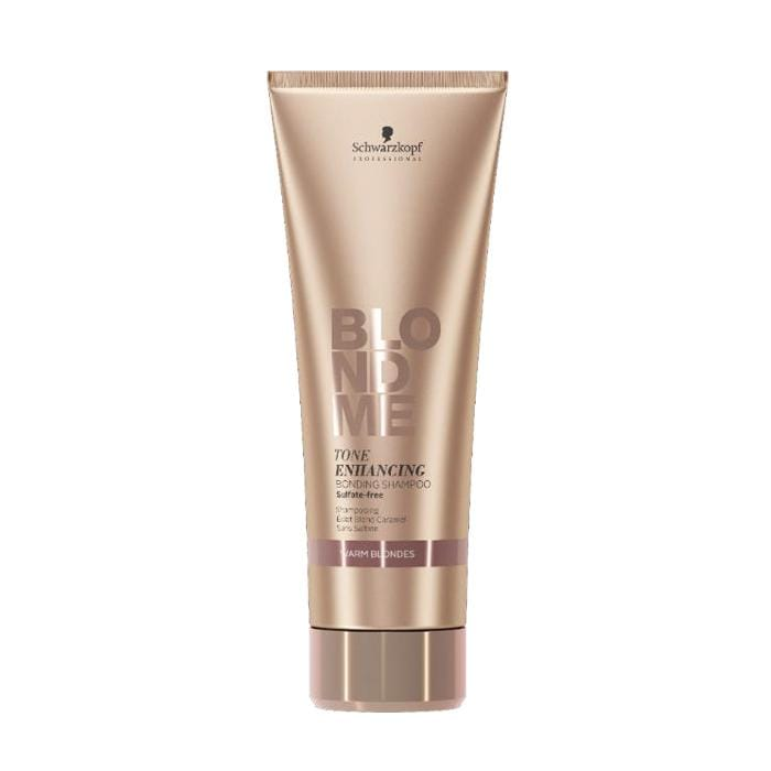BLONDME Tone Enhancing Shampoo Warm Blondes
