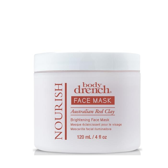 BODY DRENCH Nourish Australian Red Clay Face Mask