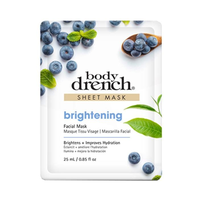 CLEARANCE BODY DRENCH Sheet Mask Brightening