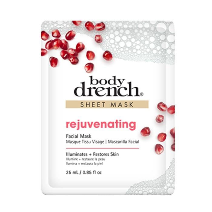 HOT RIGHT NOW! BODY DRENCH Sheet Mask Rejuvenating