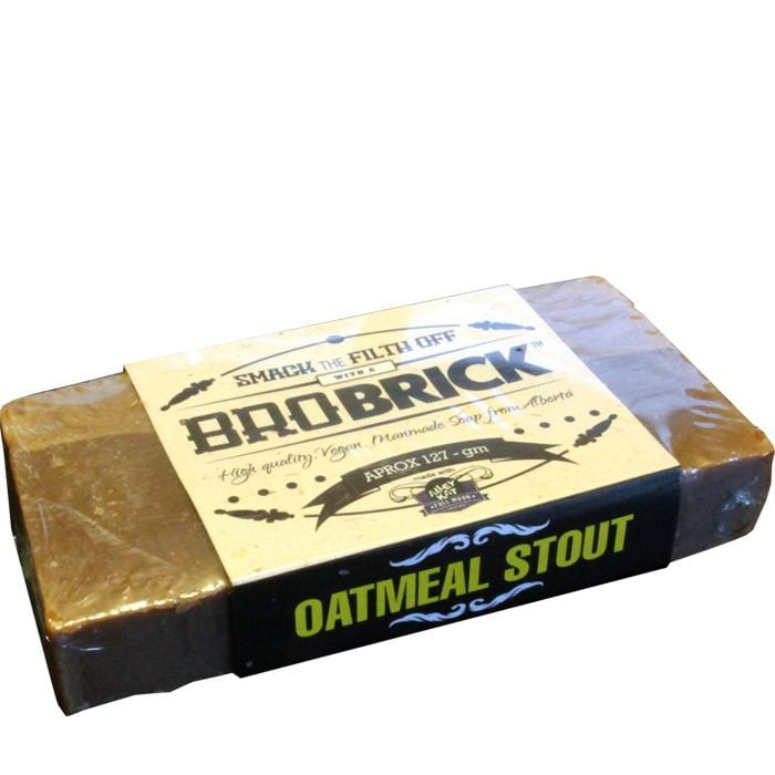 BROBRICK Oatmeal Stout Soap
