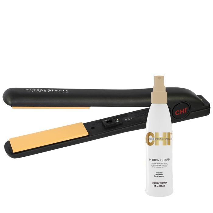"CHI Original 1"" Flat Iron with FREE 44 Iron Guard"