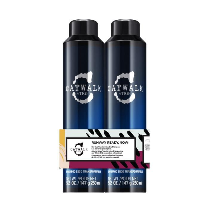 CLEARANCE CATWALK Dry Shampoo Duo
