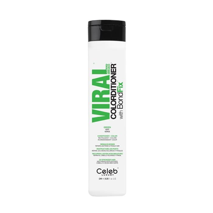 CELEB LUXURY Viral Green Colorditioner