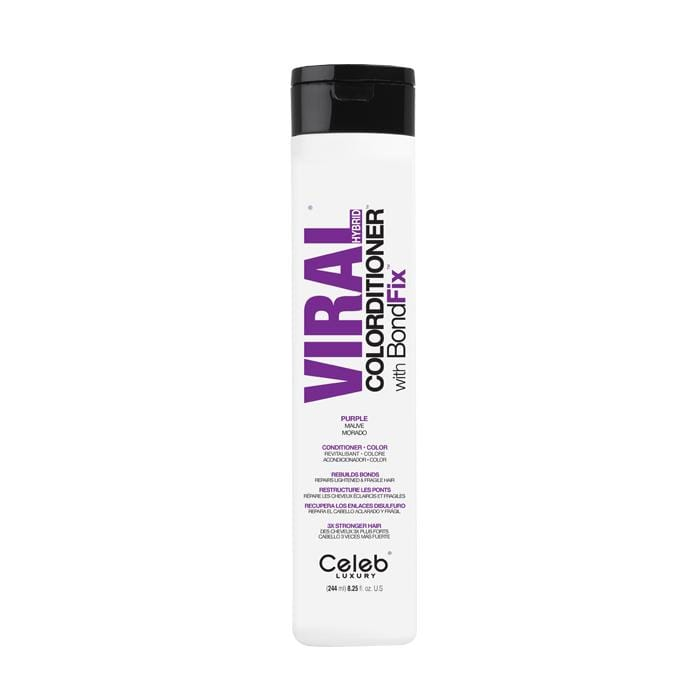 CELEB LUXURY Viral Purple Colorditioner