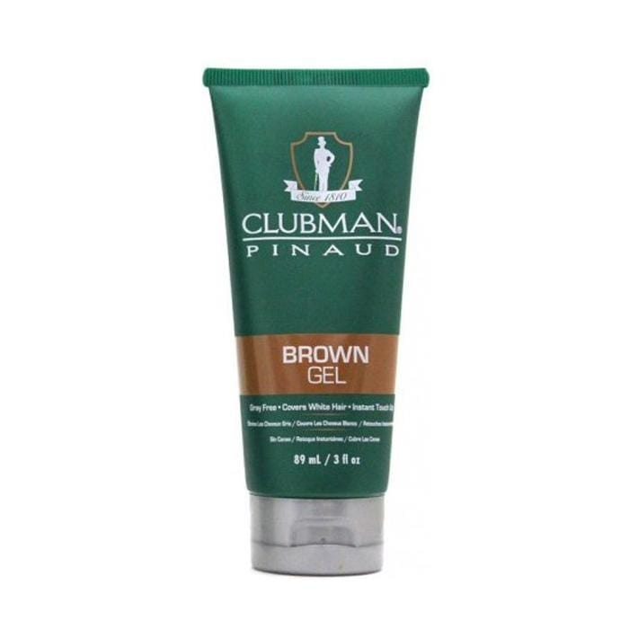 CLUBMAN Brown Gel