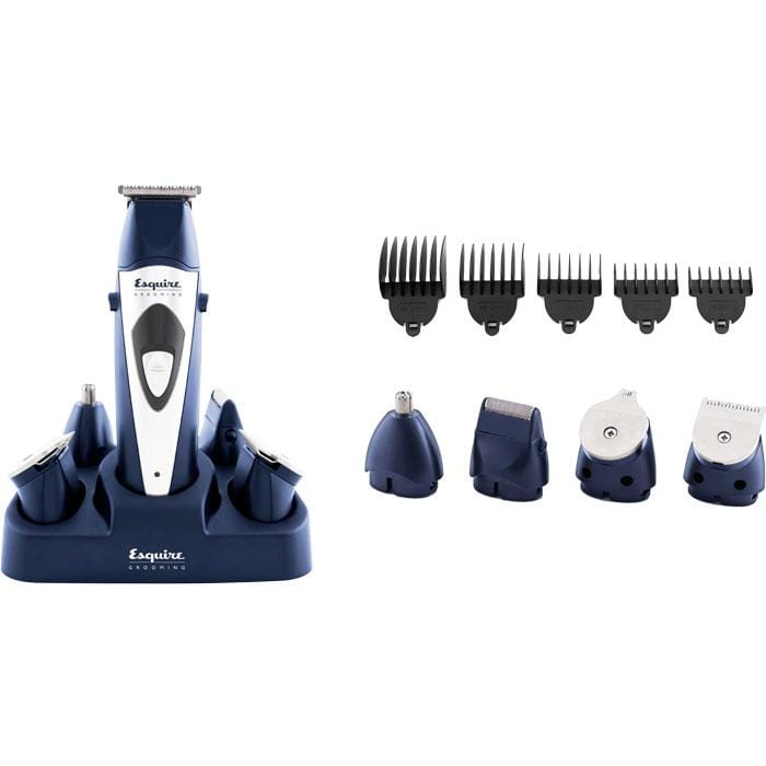 ESQUIRE 5 Piece Trimmer Set