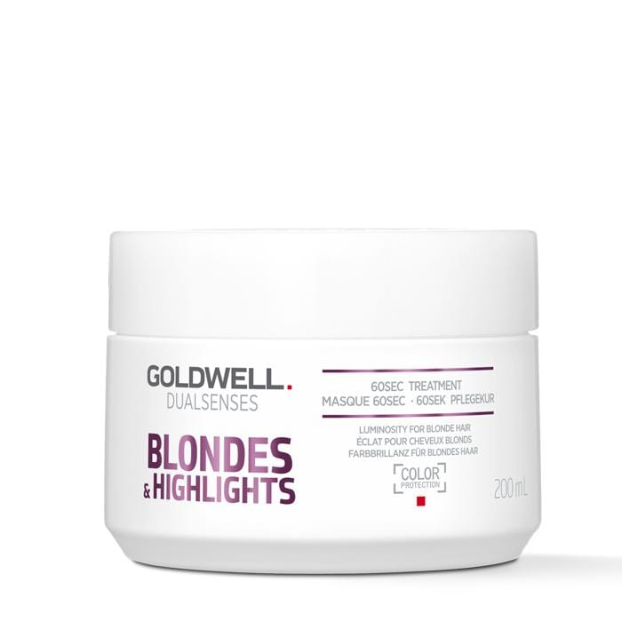 GOLDWELL Dualsenses Blonde & Highlights 60 Sec Treatment