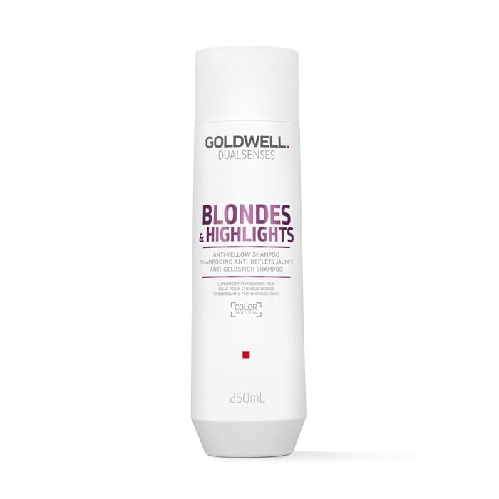 GOLDWELL Dualsenses Blonde & Highlights Anti Yellow Shampoo
