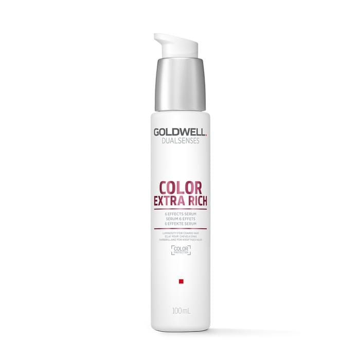 GOLDWELL DualSenses Color Extra Rich Repair 6 Effects Serum