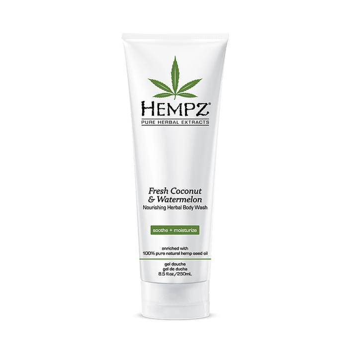 HEMPZ Fresh Coconut & Watermelon Herbal Body Wash