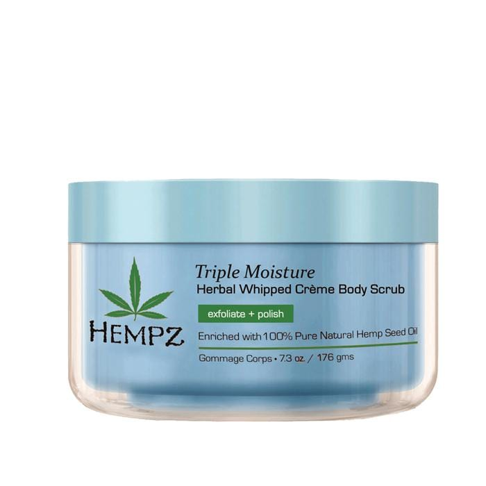 HEMPZ Triple Moisture Whipped Body Scrub