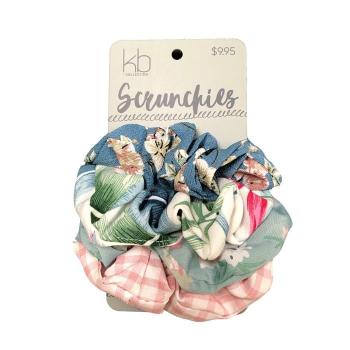 KB Collection Scrunchies Gingham