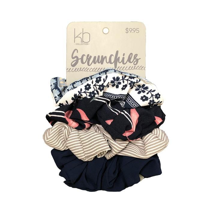 KB Collection Scrunchies Stripe