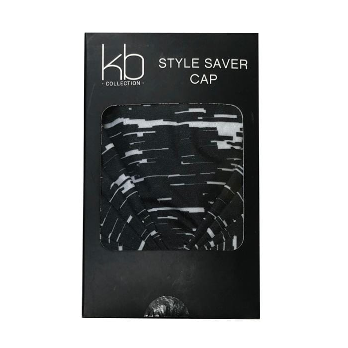 KB Collection Style Saver Caps Black & White