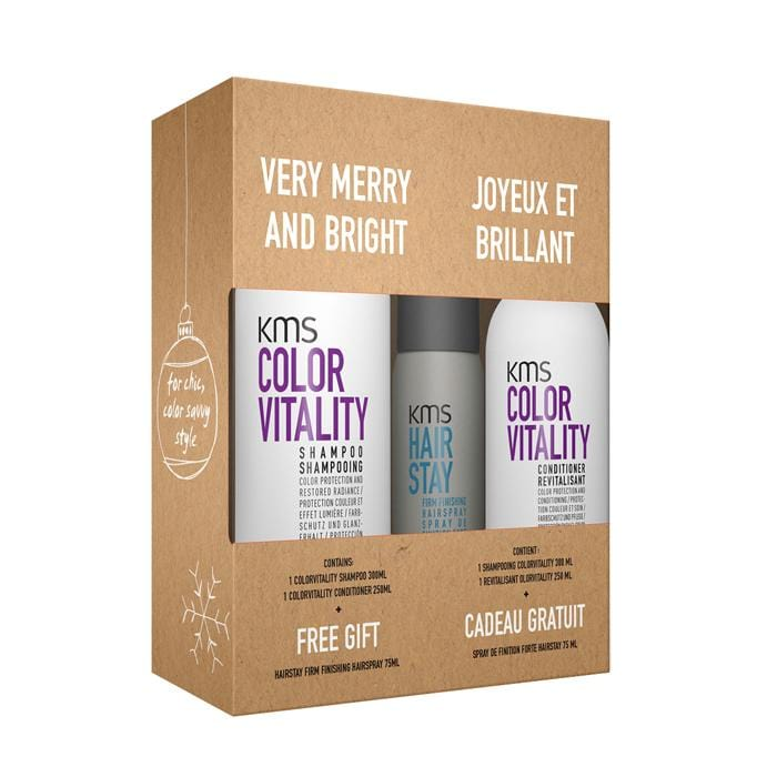 KMS Color Vitality Holiday Gift Set