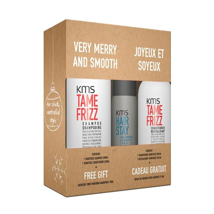 KMS Tame Frizz Holiday Gift Set