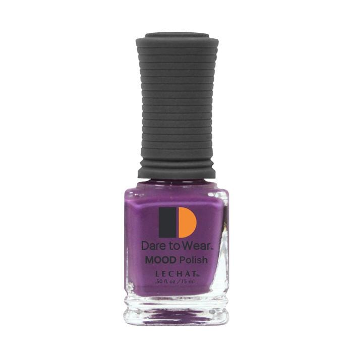 HOT RIGHT NOW! LECHAT Mood Nail Polish Lavender Blooms