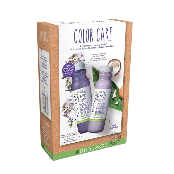 MATRIX BIOLAGE RAW Color Care Holiday Duo